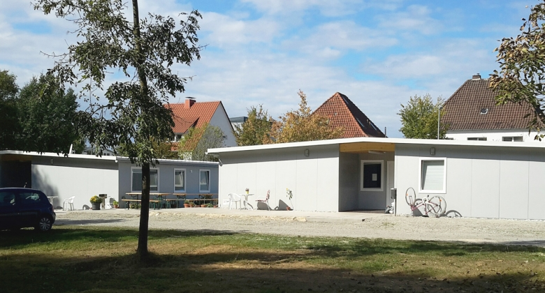 The first GHS Temporary Homes in Germany