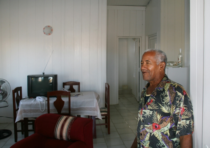 GHS Permanent Homes in Cuba
